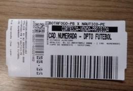 Sete homens são detidos suspeitos de venda ilegal de ingressos no Almeidão, em João Pessoa