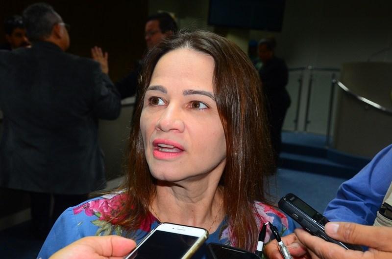 ivonete - Sem pretensões de disputar o comando do PSD, Ivonete sentencia: 'Se tiver algum espaço, ele deverá ser ocupado pelo deputado Manoel Ludgério'