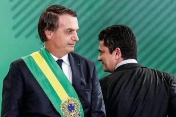 jair bolsonaro posse sergio moro 2019 2328.jpg - Anistia Internacional denuncia que Bolsonaro ameaça direitos humanos