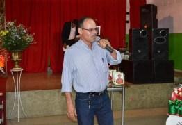 Morre vice-prefeito da cidade de Fagundes, e prefeita decreta luto oficial