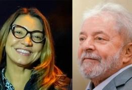 Namorada de Lula critica pedido de progressão de pena para o ex-presidente