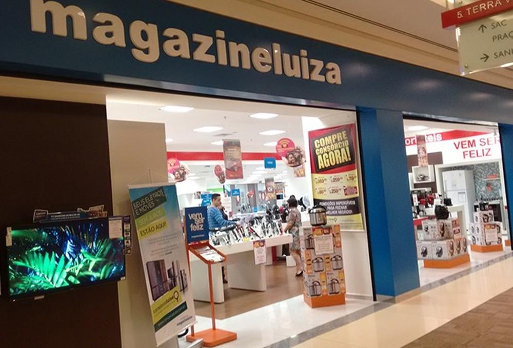 magazine luiza - R$ 44 MILHÕES: Magazine Luíza compra lojas do Armazém Paraíba; Entenda