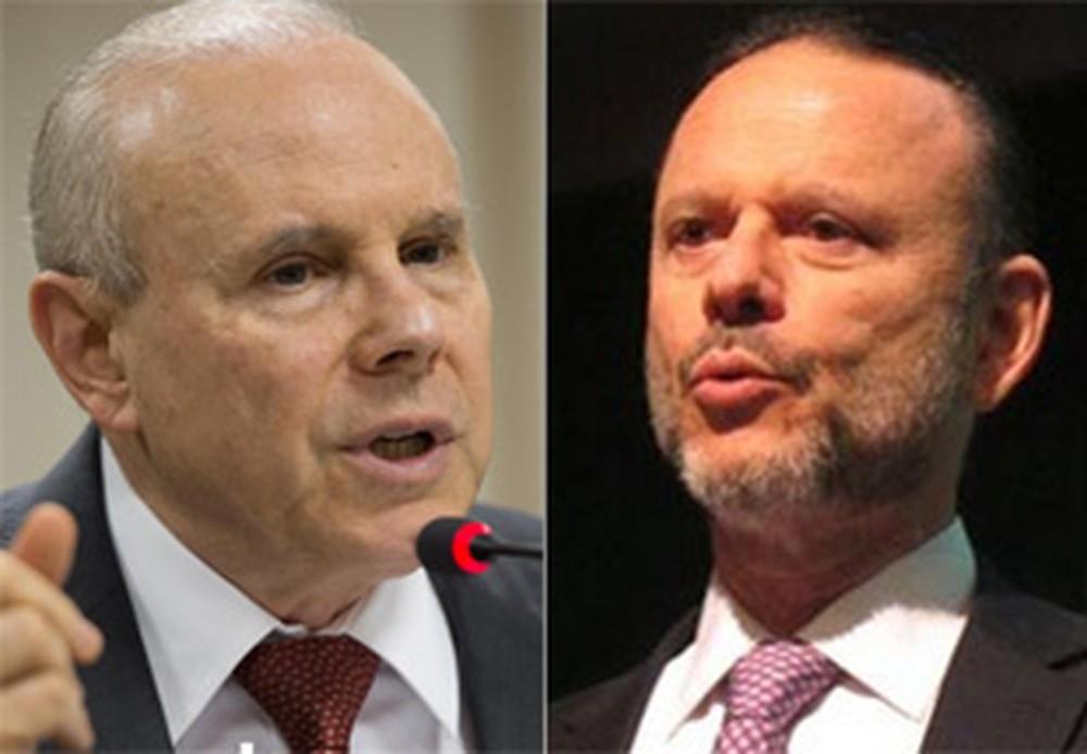 mantega coutinho - FRAUDES DE R$ 8 BILHÕES: Mantega e ex-presidente do BNDES viram réus por repasse bilionário à JBS