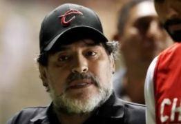 Diego Maradona foi preso na Argentina
