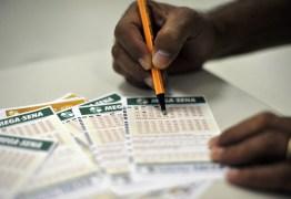 Terceiro maior prêmio da história: Mega-Sena sorteia R$ 275 milhões neste sábado