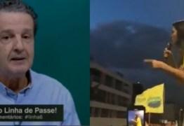 'ENCALACRADA ATÉ ONDE PODERIA ESTAR':  Apresentador da ESPN critica discurso moralista de Michelle Ramalho em ato pró-Bolsonaro – VEJA VÍDEO