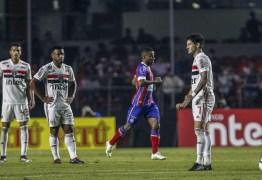 Falta de efetividade em jogos decisivos volta a assombrar São Paulo em semana importante