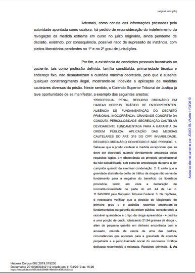 mp7 - CRISE E RACHA NO MP: Parecer pela soltura de Roberto Santiago de Dr. Sagres é contestado pelo GAECO - VEJA NOTA