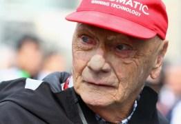 Tricampeão da Fórmula 1, Niki Lauda morre aos 70 anos