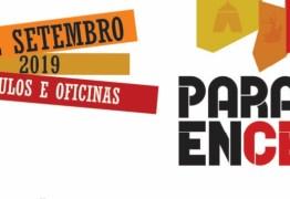 Sesc inscreve para oficinas cênicas do Paraíba EnCena em seis cidades do estado