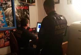 PORNOGRAFIA INFANTIL: PF faz operação nacional e prende suspeito na Paraíba