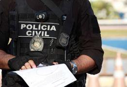 Homem acusado de quebrar braços da companheira e atear fogo em casa é preso pela Polícia Civil
