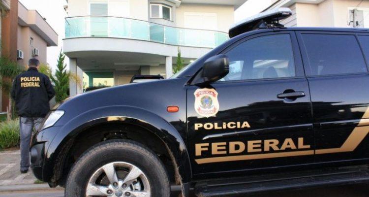 policia federal 750x400 - R$ 100 MILHÕES: PF deflagra operação para combater o tráfico internacional de drogas na Paraíba