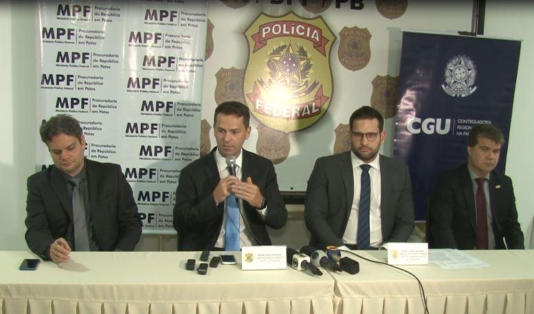 recidiva2 - OPERAÇÃO RECIDIVA: MPF pede suspensão das atividades de empresas envolvidas em fraudes
