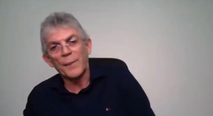 ricardo coutinho - VEJA ENTREVISTA COMPLETA - Ricardo Coutinho responde imprensa nacional sobre possibilidade de ser preso: 'Estou pronto para qualquer coisa'