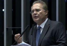'Chacrinha digital primária. Um Titanic a procura de um iceberg todos os dias', diz Renan sobre Governo Bolsonaro
