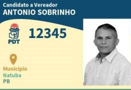 Vereador Antônio do Cartório é executado na porta da Câmara Municipal de Natuba