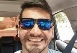 Irmão de vereador paraibano se envolve em grave acidente de moto