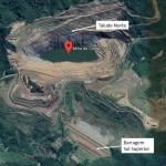 talude - URGENTE: Barragem da mina do Vale em Barão de Cocais pode se romper a qualquer momento deste domingo