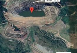 URGENTE: Barragem da mina do Vale em Barão de Cocais pode se romper a qualquer momento deste domingo