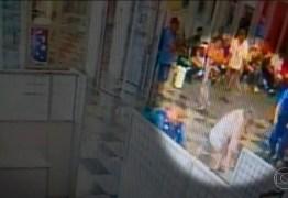 DEPOIS DE CONFUNDIR IDOSO COM LADRÃO: vigilante diz que mirou na perna, mas acabou atirando na barriga de cliente de banco – VEJA VÍDEO