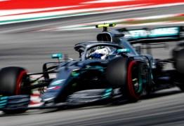 Bottas faz a terceira pole no ano e impõe vantagem esmagadora de 0s6 sobre Hamilton na Espanha