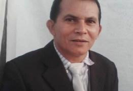 Polícia Civil emite nota de pesar pelo assassinato do vereador Antônio do Cartório e afirma que delegados estão investigando crime