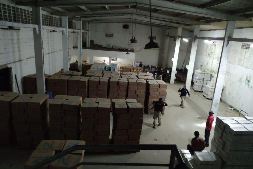 whatsapp image 2019 05 20 at 195138 - CABEDELO: Operação policial apreende maior carga de cigarros contrabandeados do Nordeste