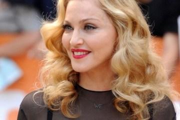 124757010 - Madonna: 'O Instagram é pensado para as pessoas se sentirem mal'