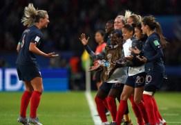 França goleia a Coreia do Sul na abertura da Copa do Mundo feminina