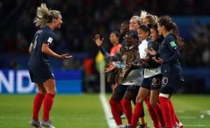 1559924136 249619 1559941520 noticia normal recorte1 300x183 - França goleia a Coreia do Sul na abertura da Copa do Mundo feminina