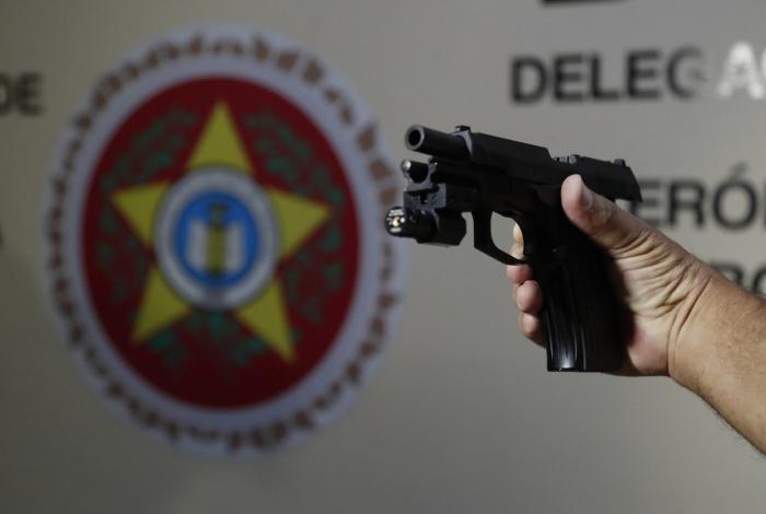 1 dh2 g5i0881 11637662 - Arma encontrada no quarto do filho de Flordelis teria sido usada na morte do pastor