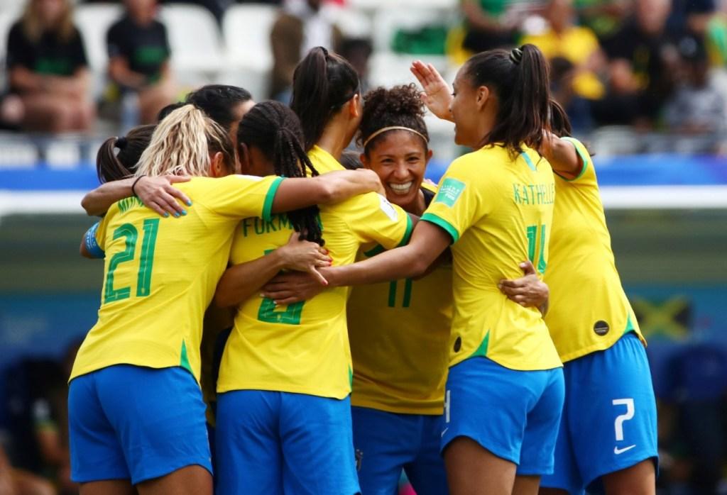 2019 06 09t135124z 1637113418 rc1b543d5620 rtrmadp 3 soccer worldcup bra jam 1024x698 - Com Marta, Brasil pega Itália em decisão para ir às oitavas