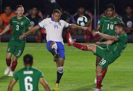 Brasil disputa, hoje, com Peru 1º lugar do grupo A pela Copa América