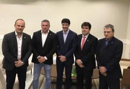 Eduardo acompanha visita do ministro do Turismo e pede apoio para novos voos e divulgação do destino Paraíba