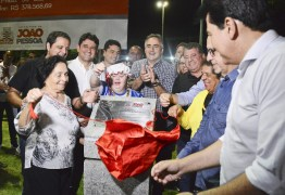 Luciano Cartaxo inaugura primeira praça 100% inclusiva da Paraíba e pessoas com necessidades especiais ganham espaço inteiramente dedicado a elas