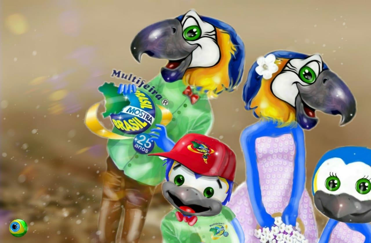 5f76da0b 1f0a 4bce bfba 62faa13ea5de - Multifeira Brasil Mostra Brasil terá novidades no Espaço Kids