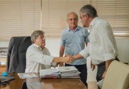 Renato Mendes garante novos investimentos para Alhandra em reunião com governador e deputado