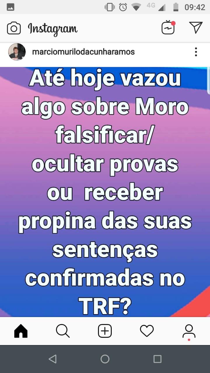 79cbbec9 47bb 4229 8706 ec7620f48ed5 - Presidente do TJPB sai em defesa de Sérgio Moro nas redes sociais e advogado o confronta