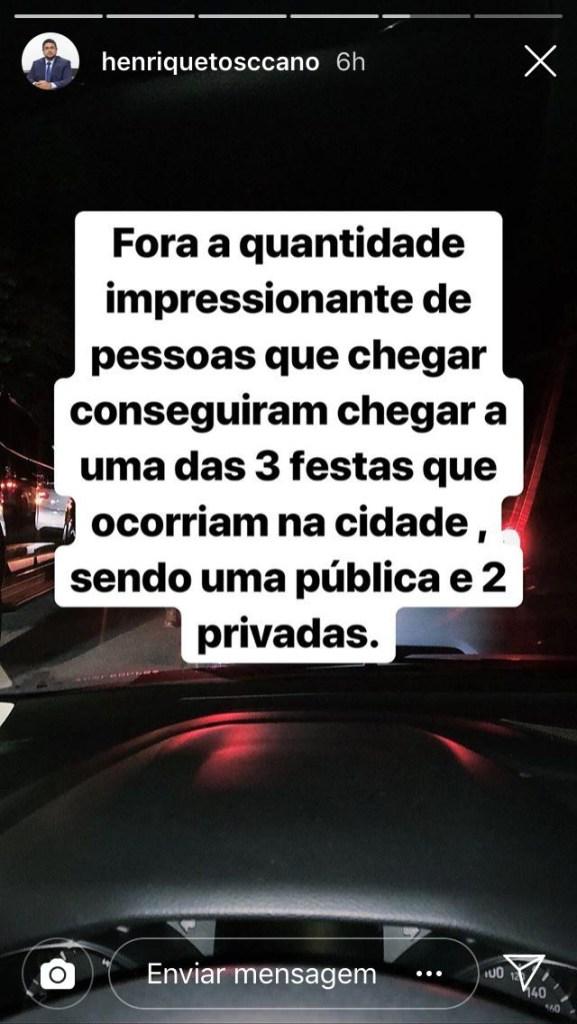 82f2c315 adce 41e1 9aa3 2a4496732182 577x1024 - Advogado Henrique Toscano critica a festa de São João da cidade de Bananeiras