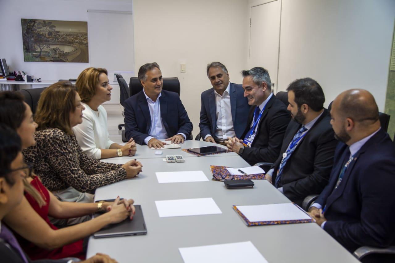 9c859e23 264a 403e a1ac c941e0e980b7 - Luciano se reúne com dirigentes da Caixa Econômica de Brasília e discute projetos importantes de infraestrutura para João Pessoa