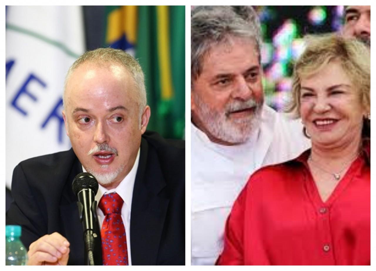 """BeFunky collage 1 - Ex-procurador da Lava Jato, que mandou ir na """"jugular"""" de Lula usando Marisa, ataca The Intercept"""