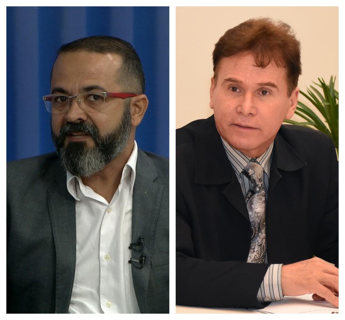 BeFunky collage 3 - 'Você usa do mesmo método do Juiz Sérgio Moro?'Tárcio Teixeira questiona defesa do presidente do TJPB a Moro