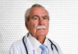 Conselho Regional de Medicina da Paraíba emite nota de pesar pelo falecimento domédico Gilson Guedes
