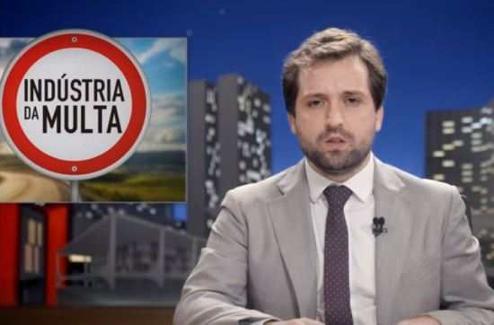 GREG NEWS – INDÚSTRIA DA MULTA