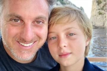 CapturarJ - Huck diz que filho foi operado após acidente e passa bem