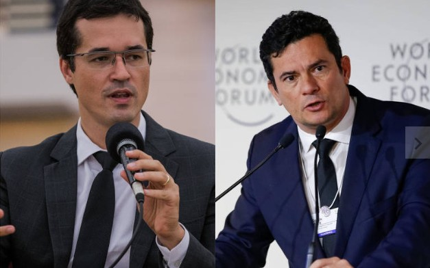 Capturarr - Folha comprova autenticidade de mensagens entre Moro e procuradores