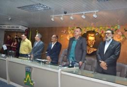 Câmara Municipal de Campina Grande homenageia imprensa campinense em sessão especial