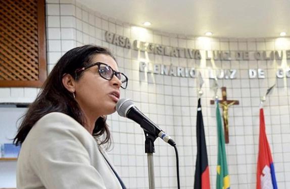 Geusa Ribeiro 1 - 'Ilicitudes de gestões anteriores': Geusa Ribeiro se diz surpresa por multa aplicada pelo TCE por locação irregular de veículos em Cabedelo