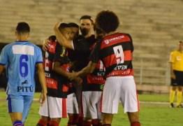 Campinense encerra temporada batendo o Vitória-PE